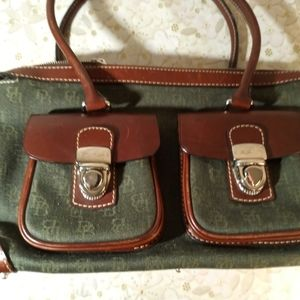 Dooney and Bourke Purse Collection